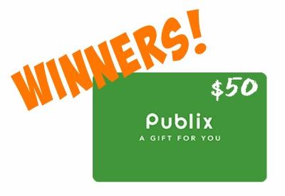 publix winners