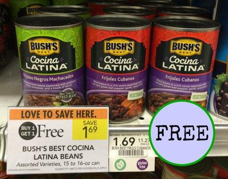 Cocina latina coupons