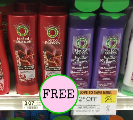 graphic about Herbal Essence Printable Coupons identified as Organic Essences Shampoo or Conditioner - Improved Than Absolutely free At