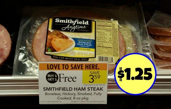 Smithfield ham coupons