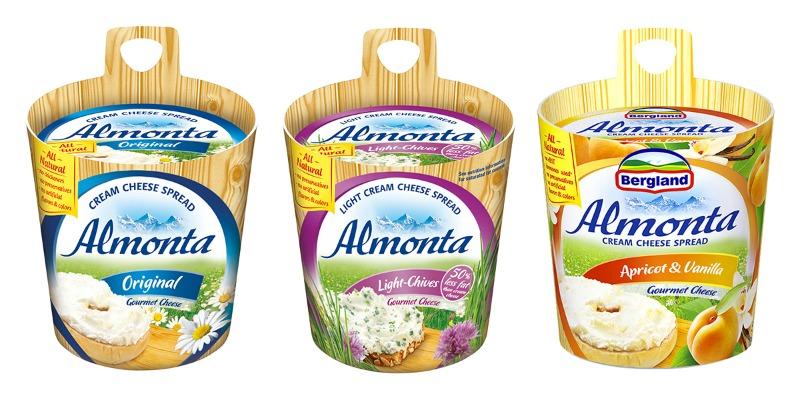 Almonta flavors