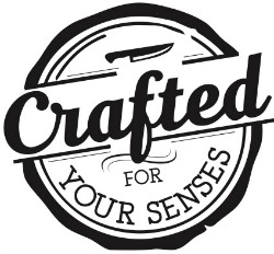 crafted for your senses logo copy