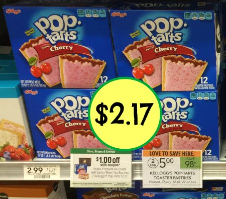 Kellogg's pop tarts coupons