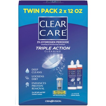clear care twin