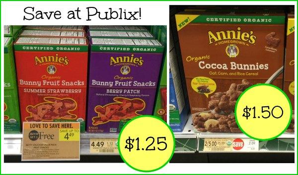 annie's deals