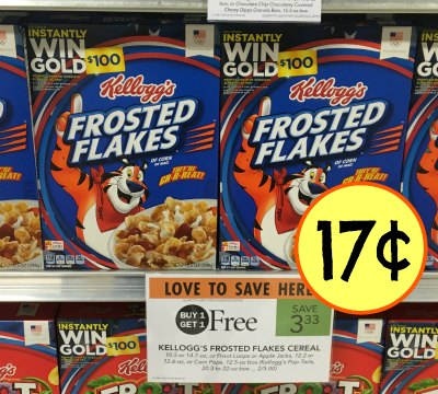 kellogs frosted flakes