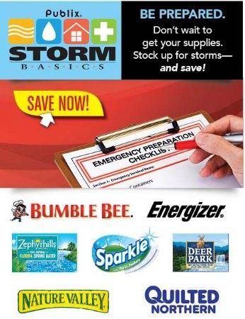 storm booklet