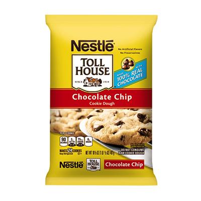 Chocolate Chocolate Chip Cookie Recipe Nestle