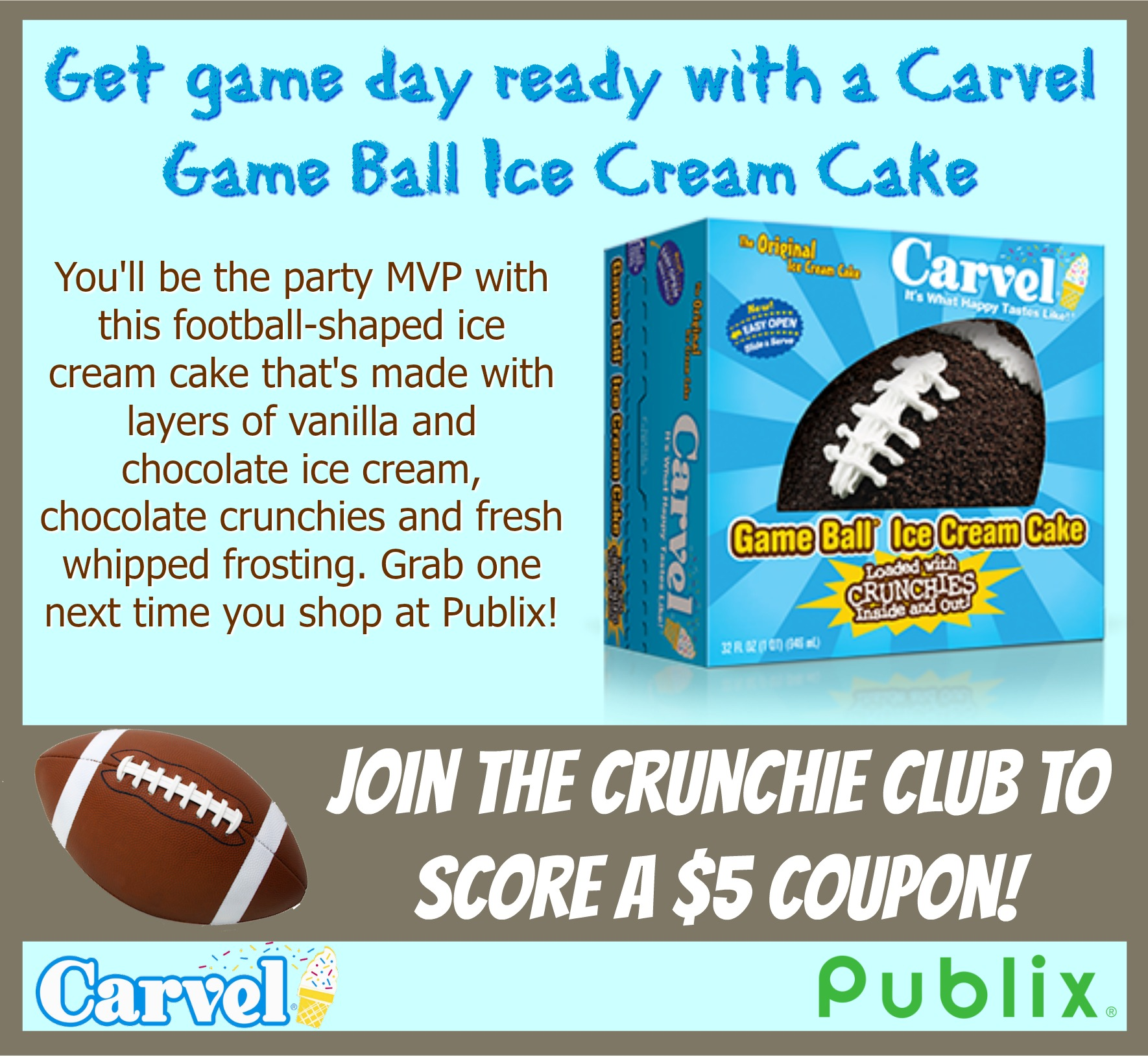 photo about Carvel Coupons Printable titled Carvel printable coupon codes : Strolling retailer coupon codes