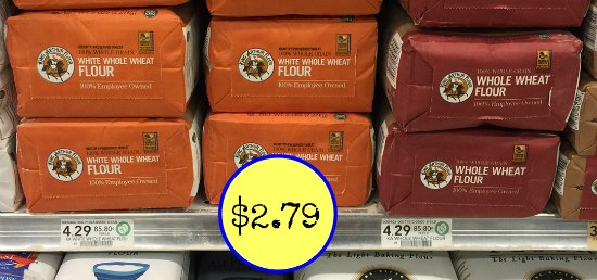 picture relating to King Arthur Flour Printable Coupon named Fresh new King Arthur Flour Discount codes - Only $2.79 At Publix