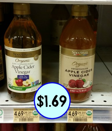 New Spectrum Coupons To Print Vinegar Just 169 At Publix