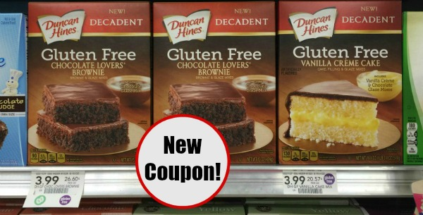 duncan hines dairy free cake mix