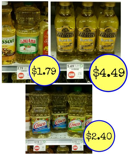 Crisco vegetable oil coupons printable