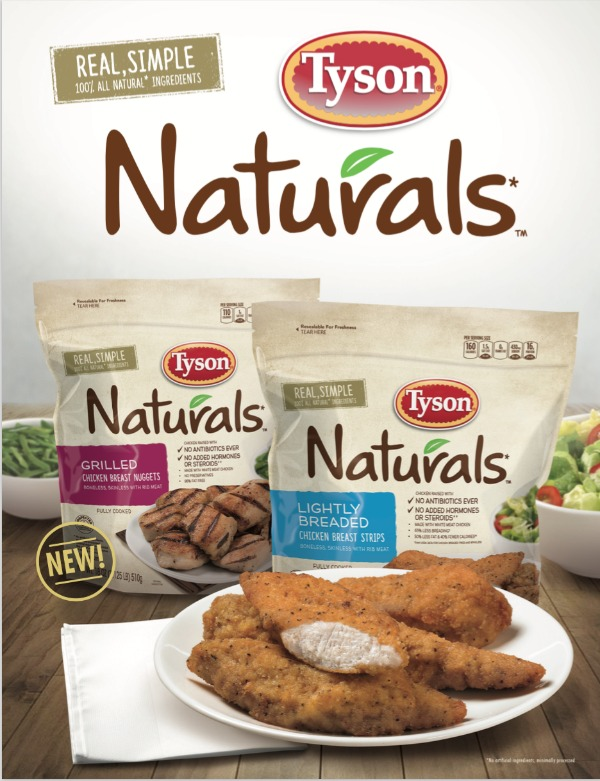 Tyson coupons august 2018
