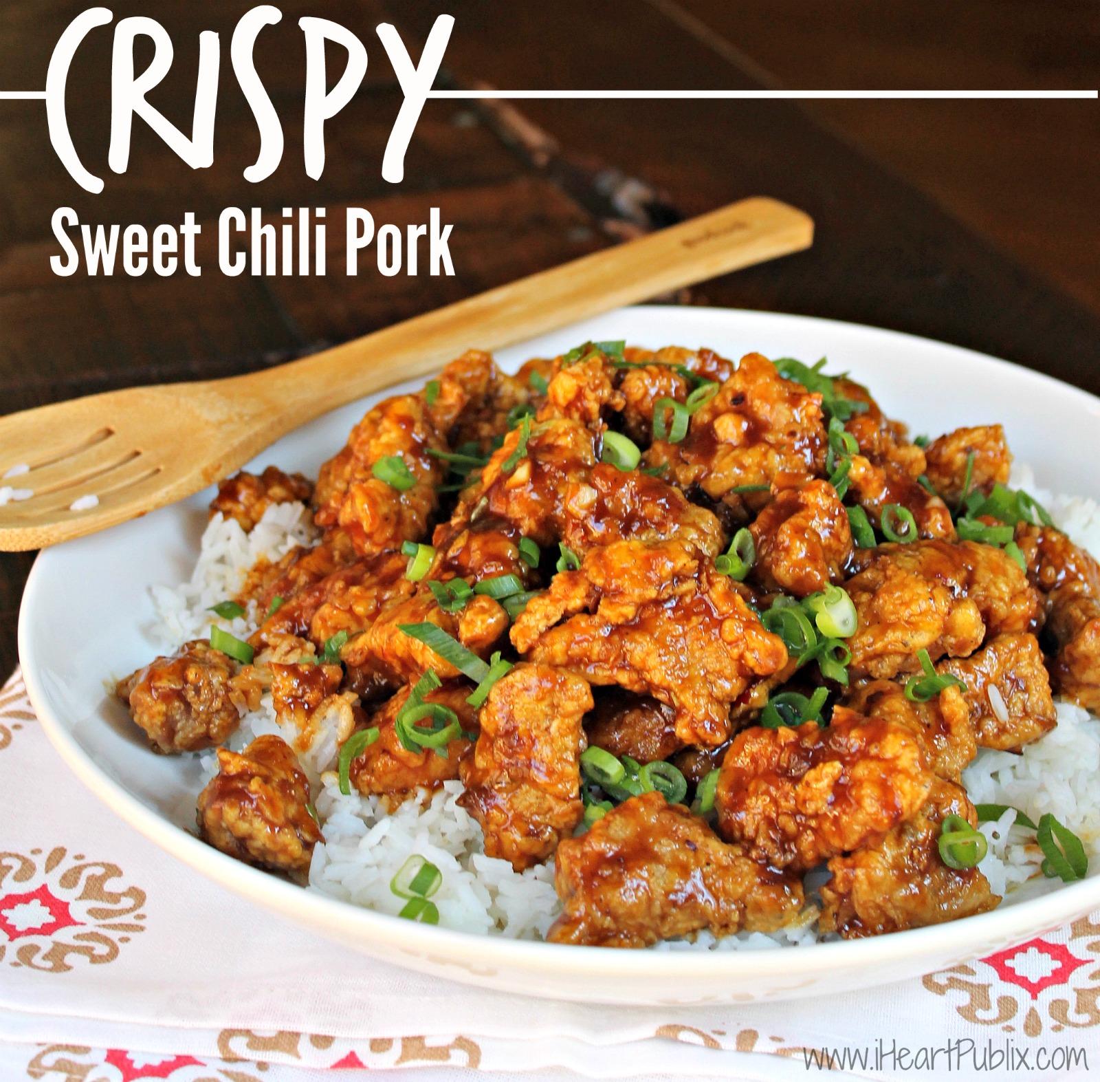 Crispy Sweet Chili Pork