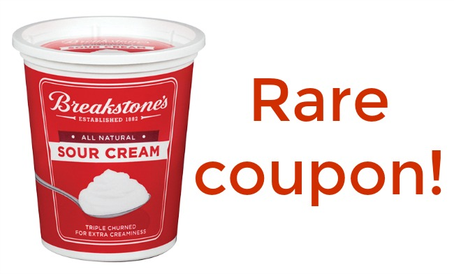 Breakstone Sour Cream Coupon