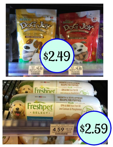 Freshpet coupons