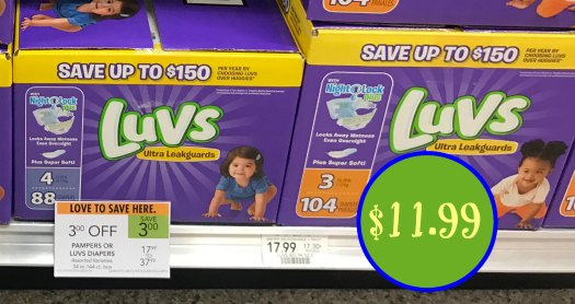 As Low As $11.99 At Publix (Save $6