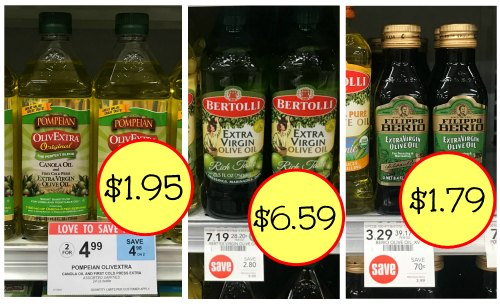Olive Oil Deals At Publix Filippo Berio Extra Virgin Olive Oil