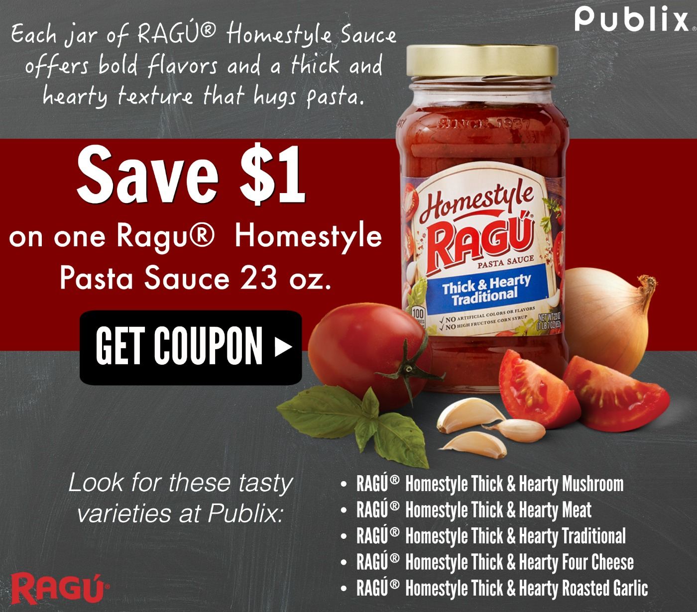 Learn more at iHeartPublix.com