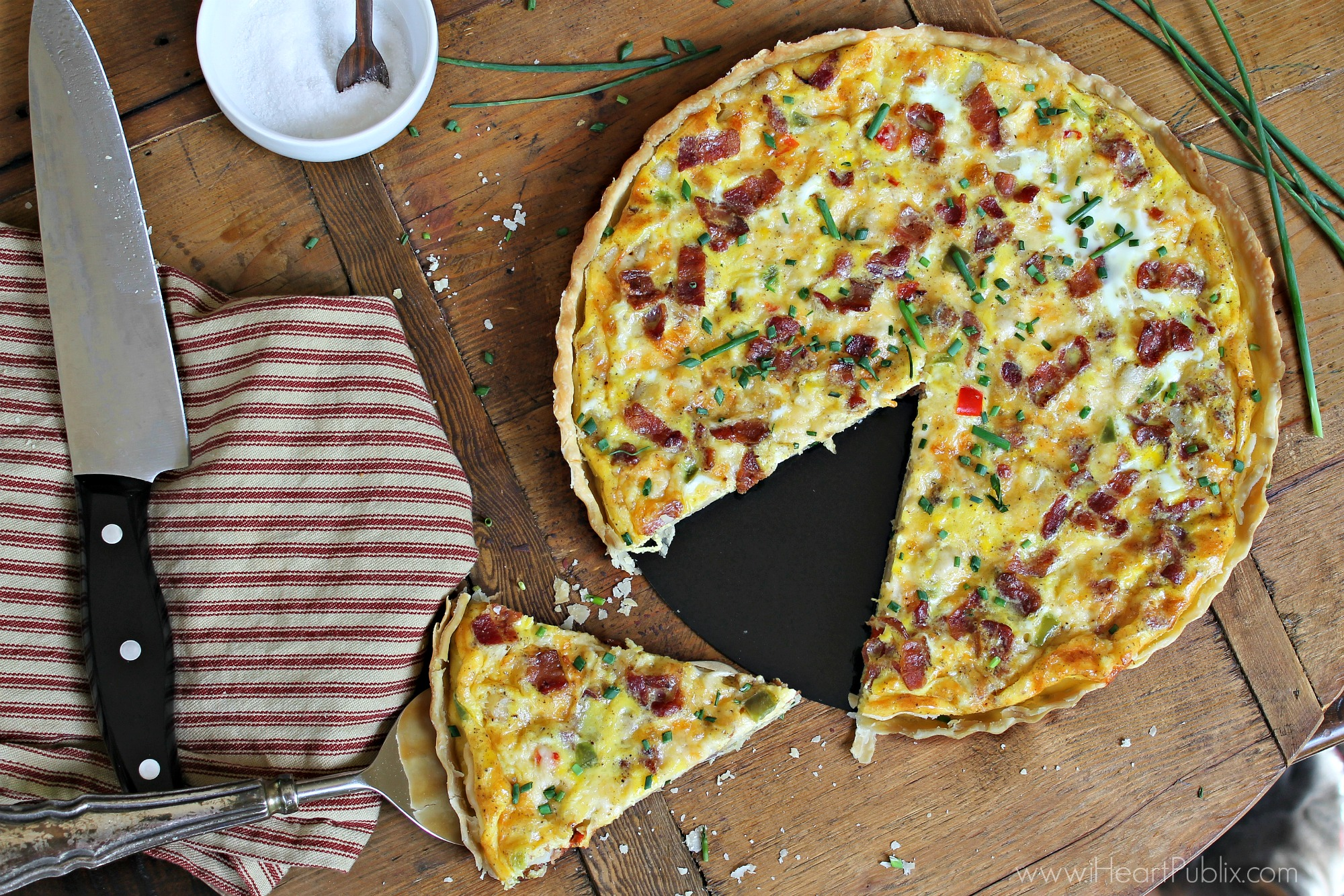 Hearty Breakfast Tart