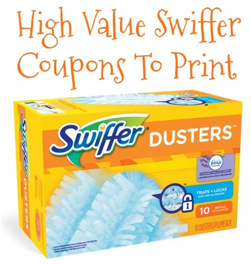 Swiffer Coupons Printable