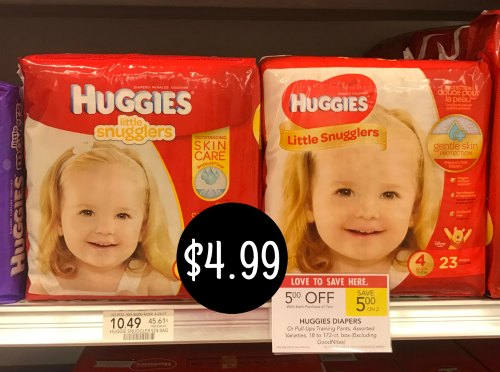 As Low As $4.99 At Publix