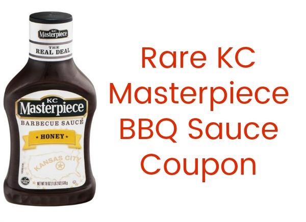 Kc masterpiece bbq sauce coupons 2018