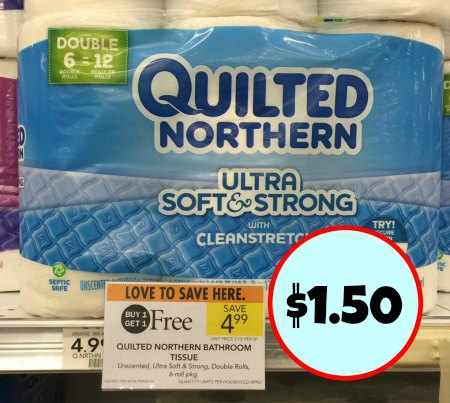 Quilted Northern Bath Tissue - Just $1.50 At Publix : coupons for quilted northern toilet paper - Adamdwight.com