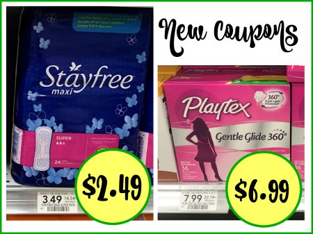 new stayfree playtex coupons to print