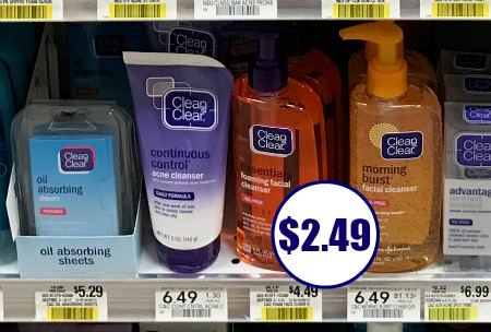 Big $2 Clean & Clear Product Coupon