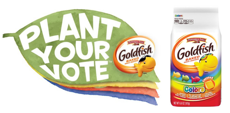 Vote For Your Favorite Pepperidge Farm® Goldfish® Crackers Color ...