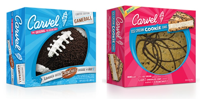 Sensational Find Your Favorite Carvel Ice Cream Cakes In The Bakery Section At Funny Birthday Cards Online Elaedamsfinfo