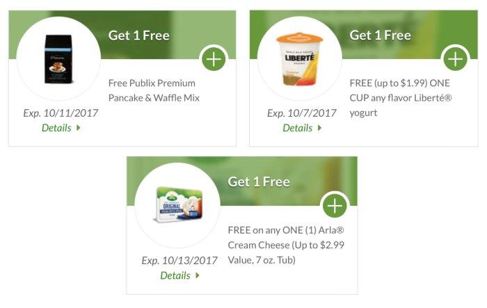 Publix digital coupons faq