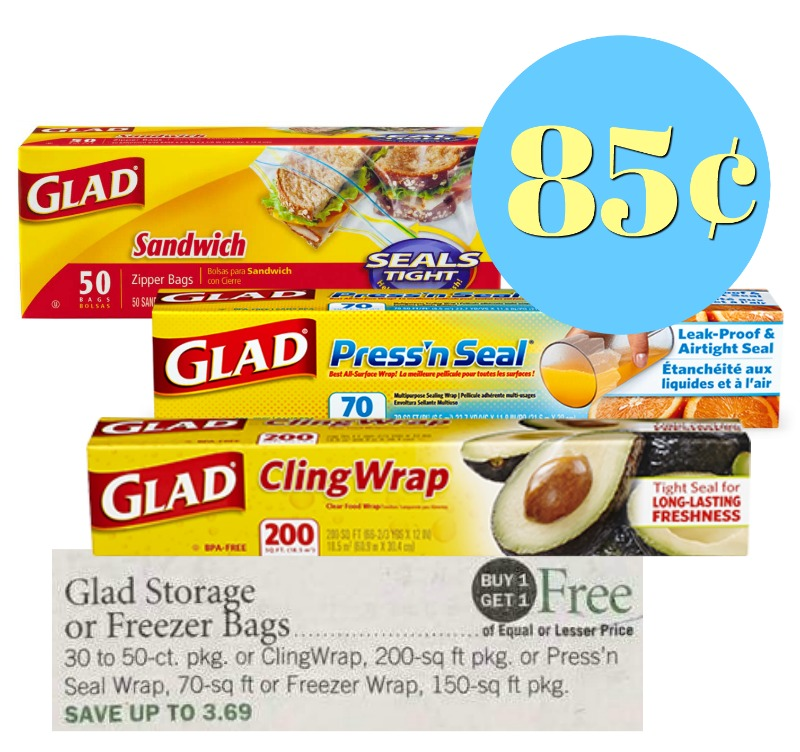 Amazing Deal On Glad Products In The Upcoming Publix Ad