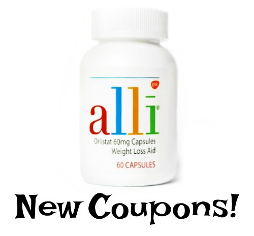 New Alli Otc Weight Loss Aid Coupons To Print