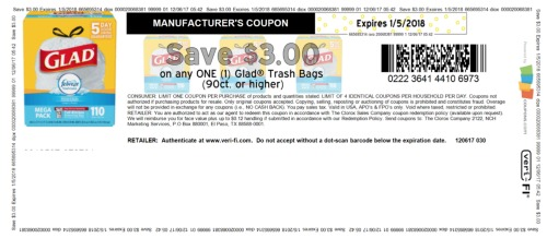 image regarding Glad Trash Bags Printable Coupon called Happy Trash Baggage Mega Pack - Exactly $8.99 (Help save Earlier mentioned $6!!)