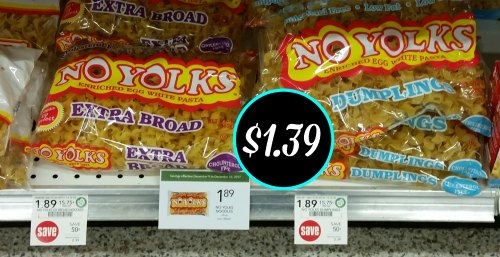 no yolk noodles printable coupons