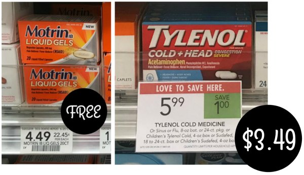 photo regarding Tylenol Printable Coupon named Additional Drugs Discount coupons In the direction of Print - Sudafed Or Tylenol Chilly