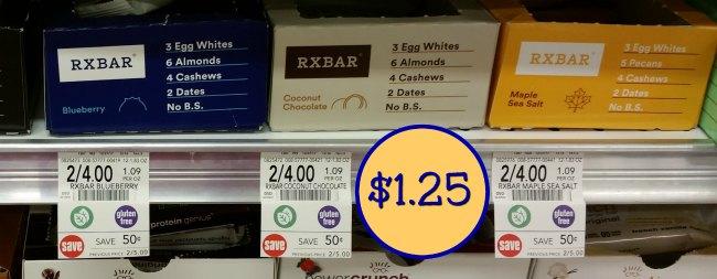 Rxbar coupon code