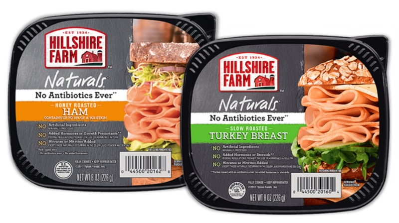 hillshire farm naturals lunchmeat coupon