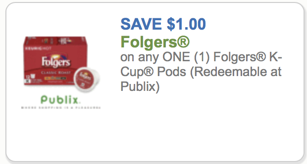 photo relating to K Cup Coupons Printable known as Unusual Printable Folgers Espresso Coupon