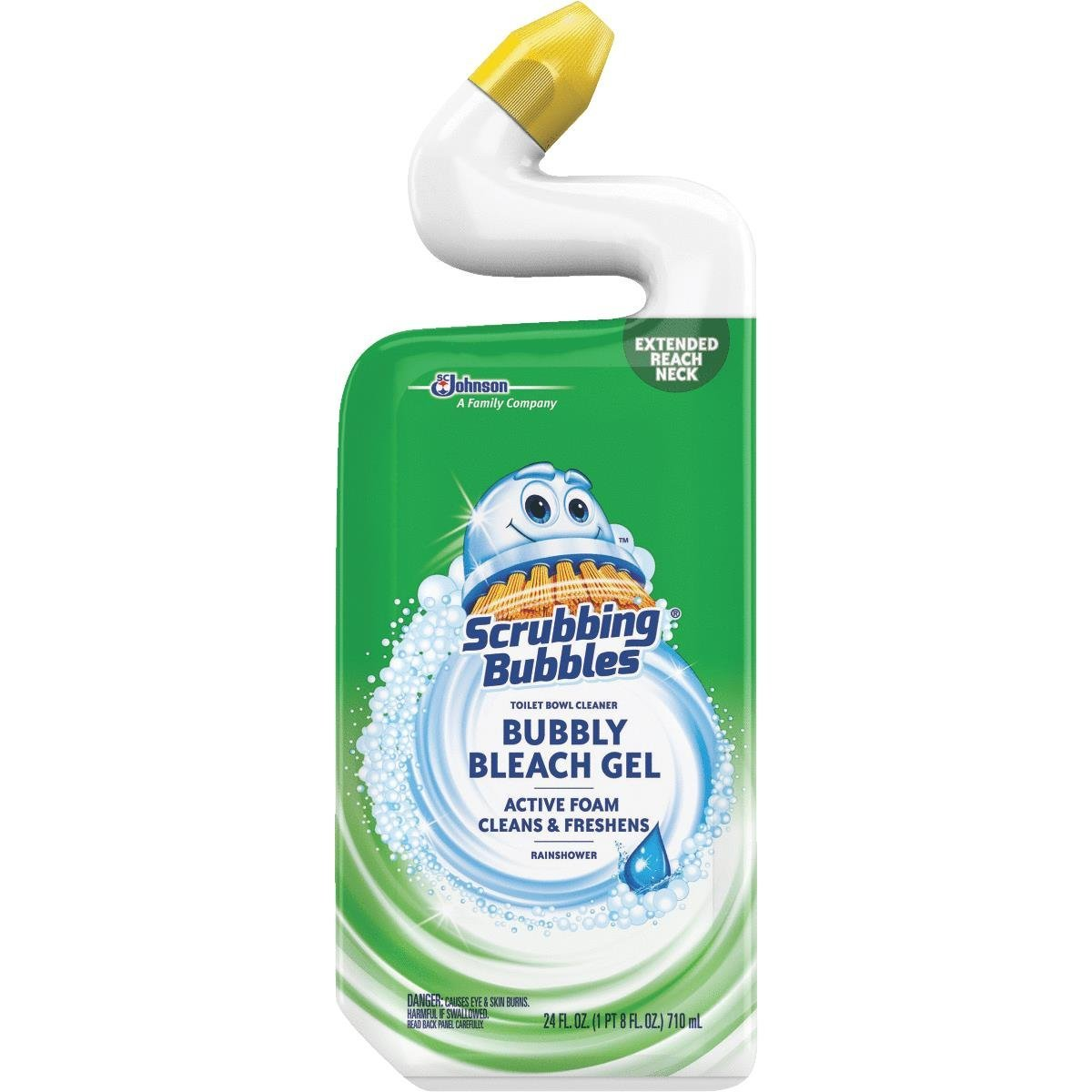 NEW Scrubbing Bubbles® Bubbly Bleach Gel Toilet Bowl Cleaner – The ...