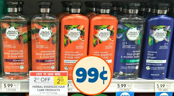 Like Herbal Essences coupons? Try these...