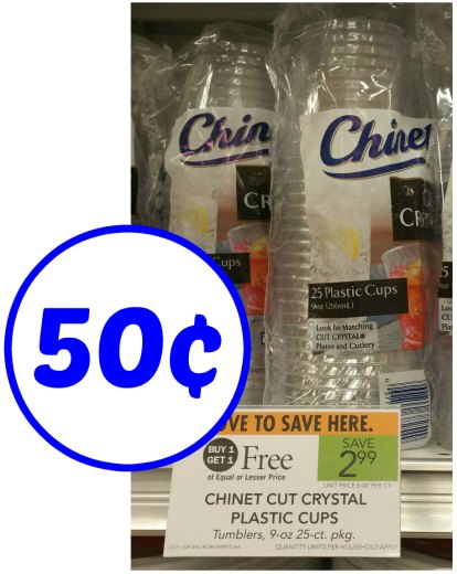 Don\u0027t forget to pick up cheap Chinet Products at Publix. With the BOGO sale and coupon you can get the cups plates bowls or cutlery for just 50¢\u2014great ...  sc 1 st  I Heart Publix & Chinet Deals At Publix - Grab Cups Bowls Plates Or Cutlery For 50¢!