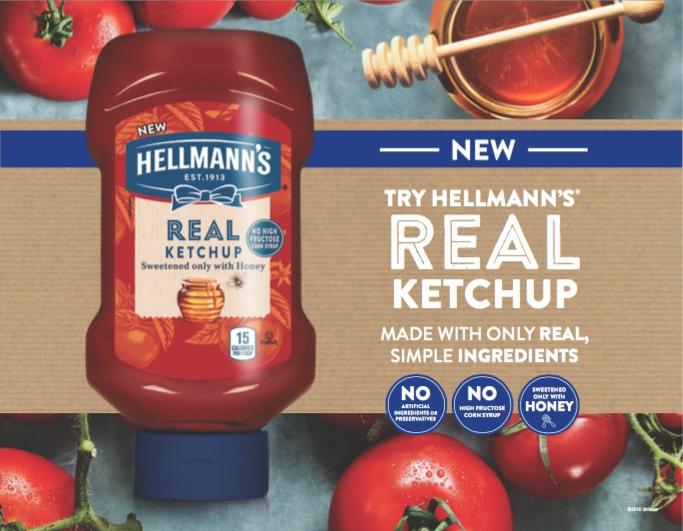 HellmannS Ketchup