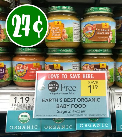 earth s best organic baby food just 27 at publix