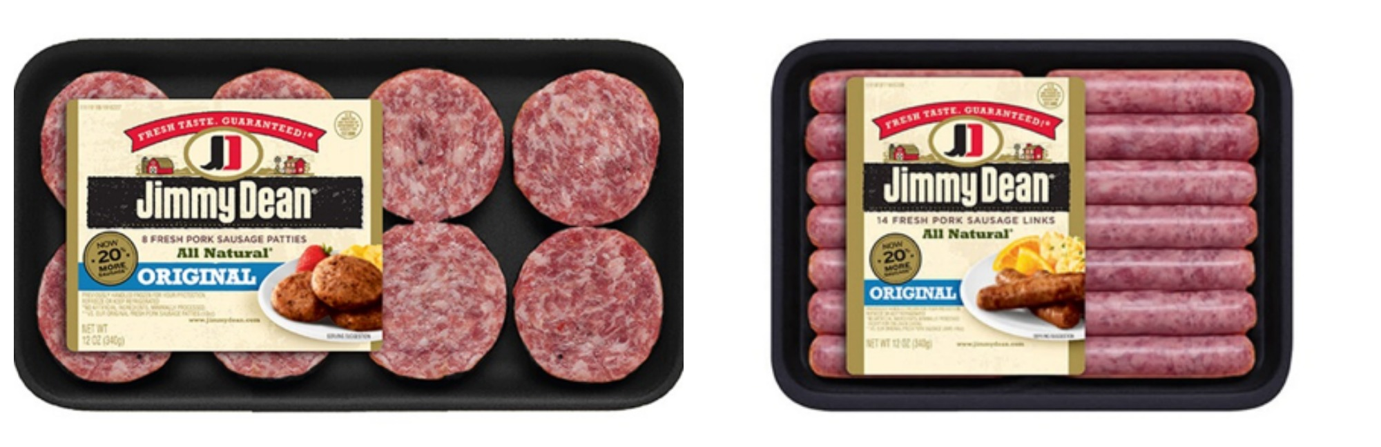 Grab A Great Deal On Jimmy Dean® Premium All Natural Pork ...