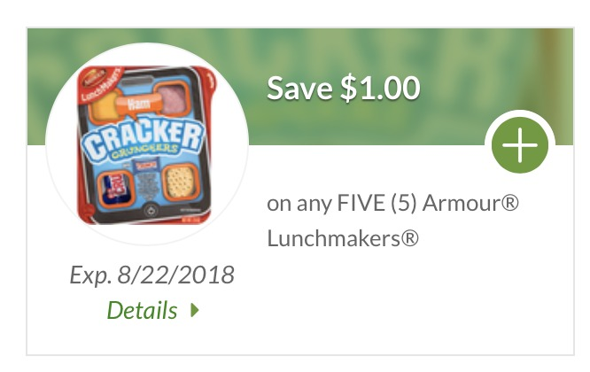 armour lunchmakers coupons
