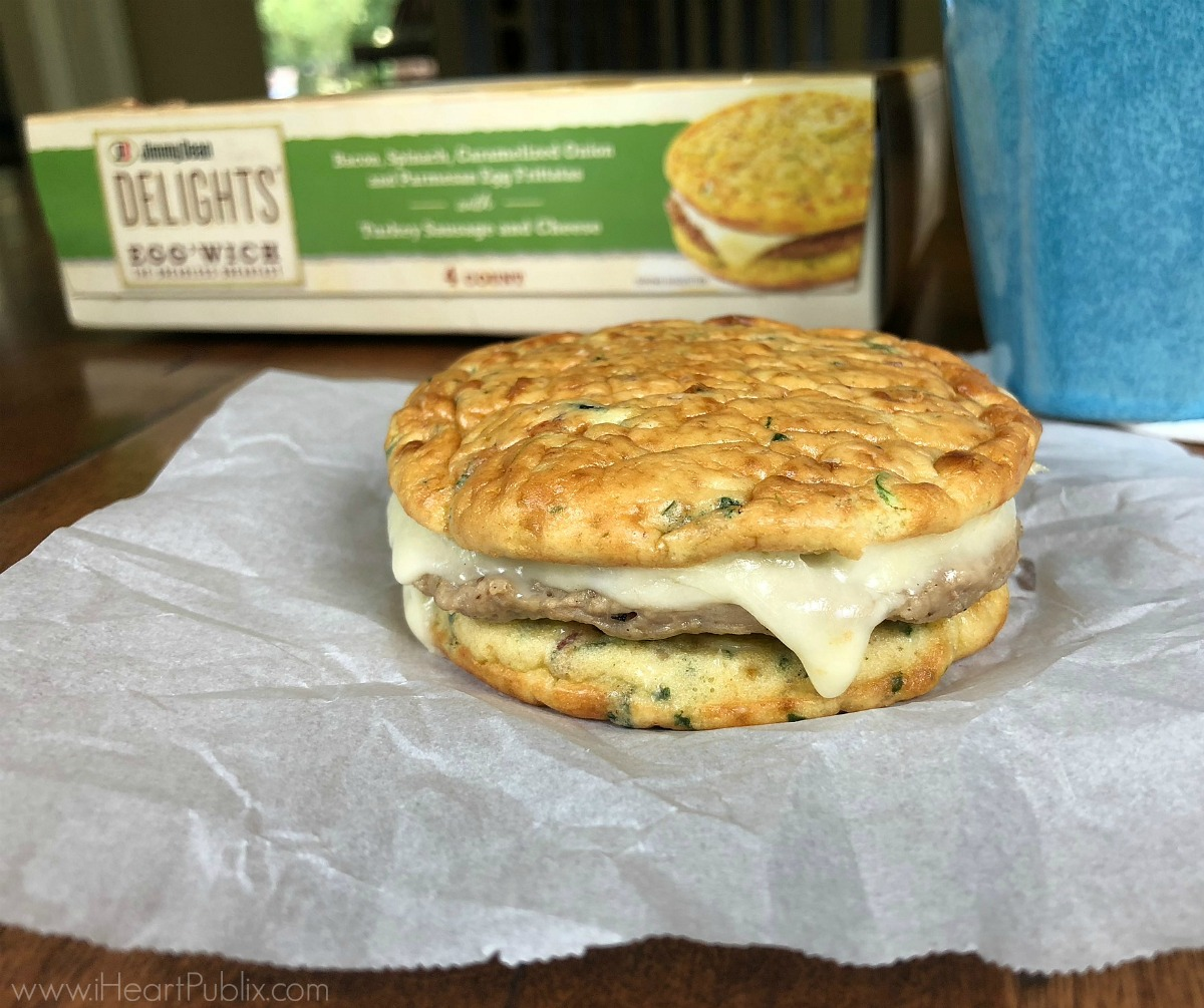 Find New Jimmy Dean Delights® Egg'wich